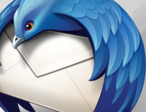 Converted from MacMail to Thunderbird